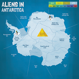 Aliens in Antarctica
